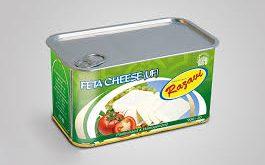 پنیر بسته بندی