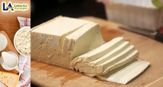 پنیر چدار ورقه ای