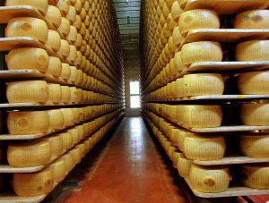 قیمت پنیر پارمسان ورقه ای